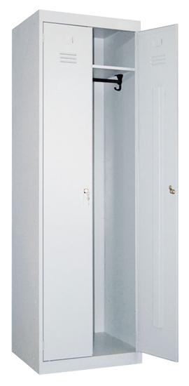 Шкаф для одежды ШР-22-600 (сварной) купить недорого