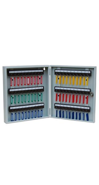 Шкаф для ключей КЛ-60 с брелками купить недорого в Екатеринбурге